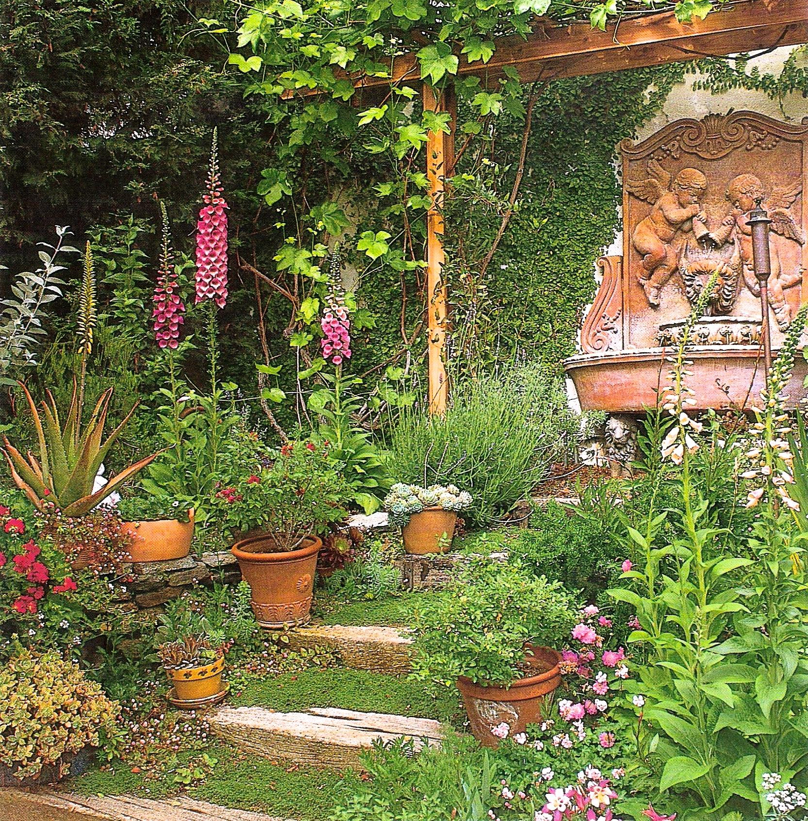 Great Gardens In Small Spaces Corrado Giovannoni